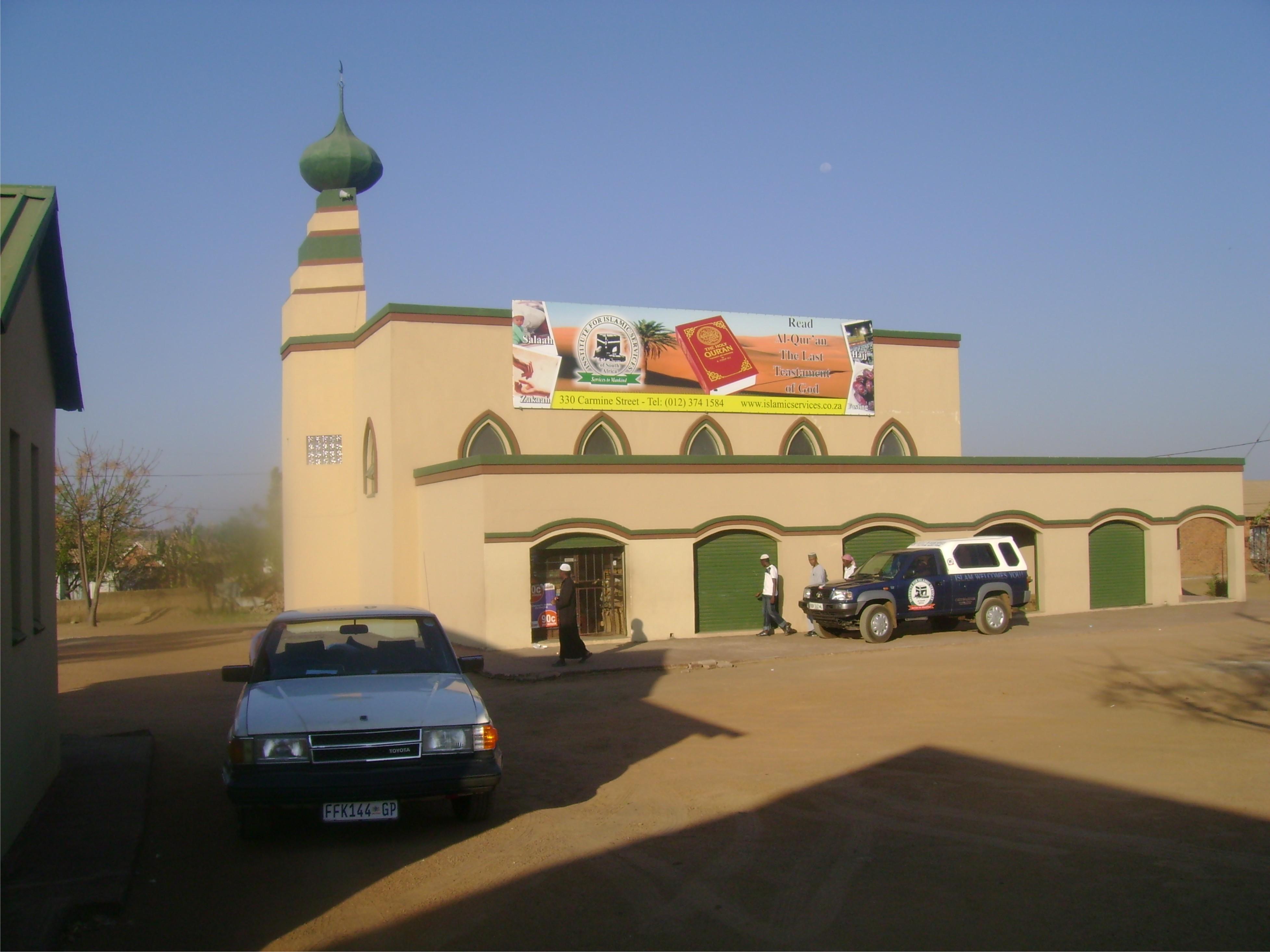 Masjid-Al-Malik-Block-GG-Soshanguve2