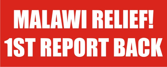 malawi reportback